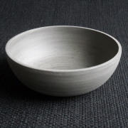 Grey bowl