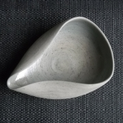 Grey saucer